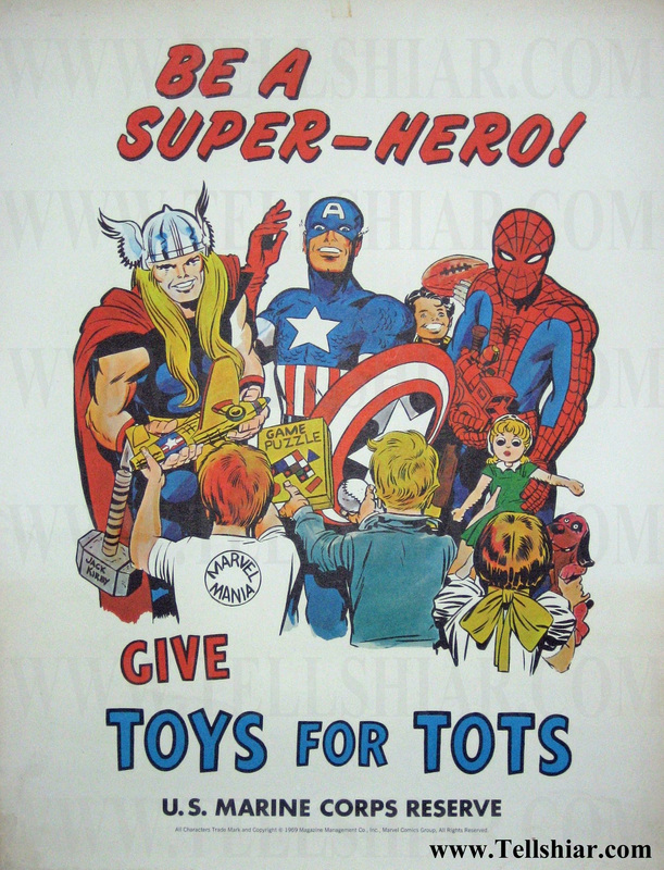 Toys For Tots Letter Head : Pictures tellshiar s marvel comics collectibles resource